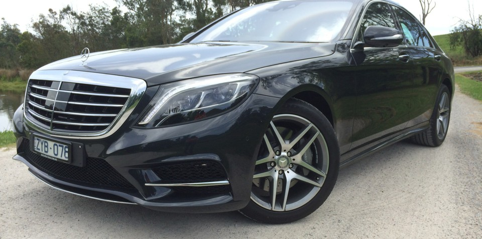 Mercedes benz s class review caradvice for Mercedes benz s class price list