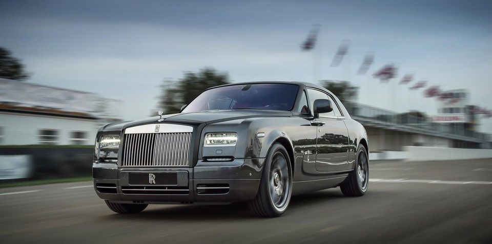 Rolls-Royce Phantom Chicane Coupe: one-off special edition revealed