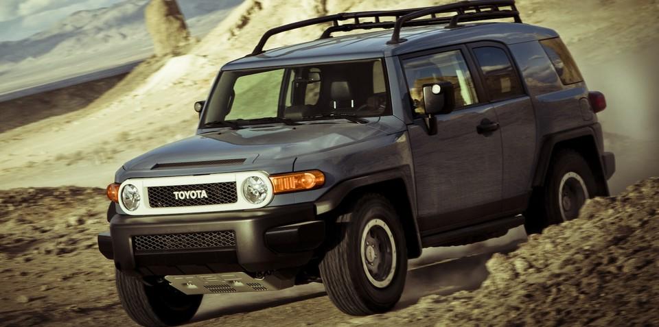 Toyota FJ Cruiser Ultimate Edition commemorates US sales end