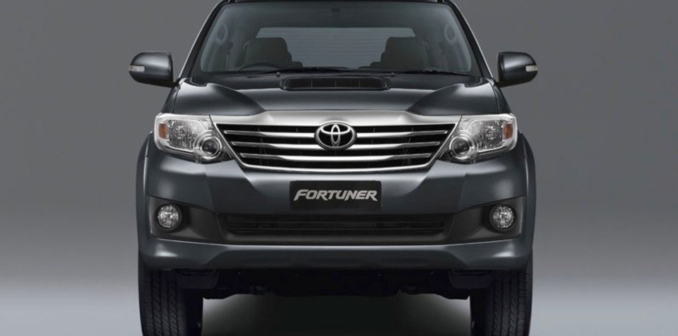Toyota Australia engineering Fortuner SUV for local conditions, possible sale