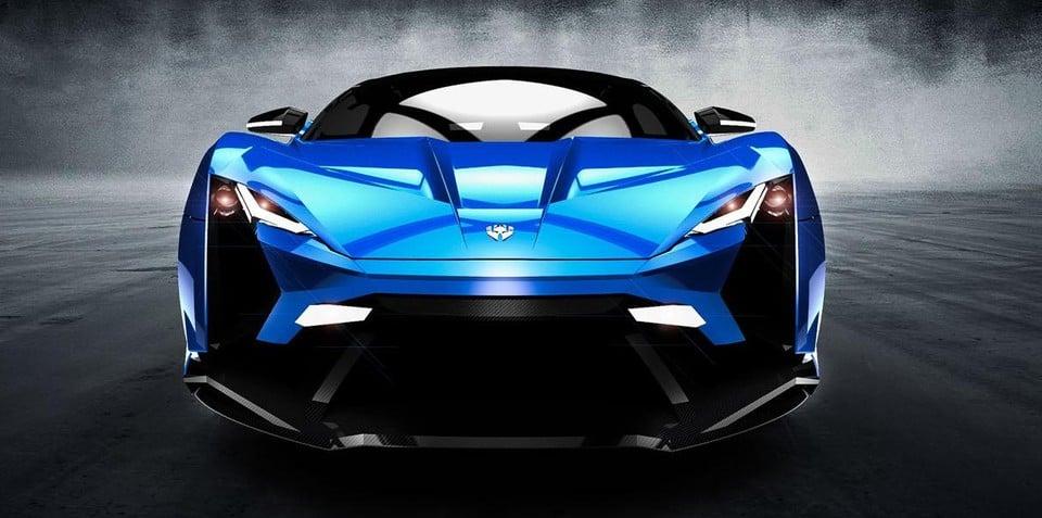 W Motors SuperSport: 745kW hypercar revealed