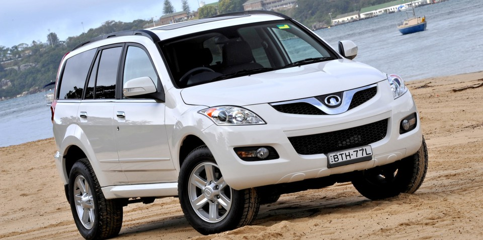 Chery J1, Great Wall X240, Suzuki Jimny forced out by new ESC laws
