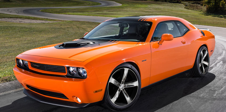 Dodge Challenger under consideration for Australia
