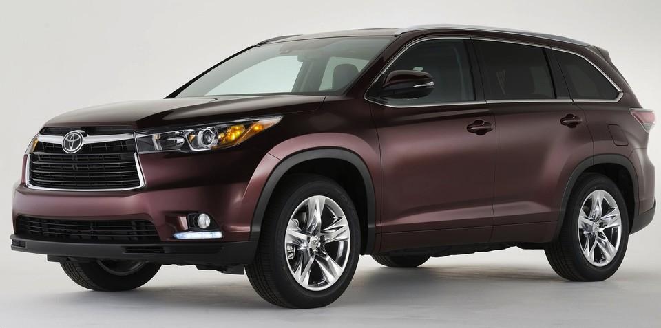 Toyota: New Cars 2014