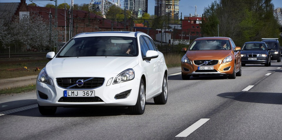 Volvo 'way ahead' of Google and Audi's 'gimmicks' in autonomous driving