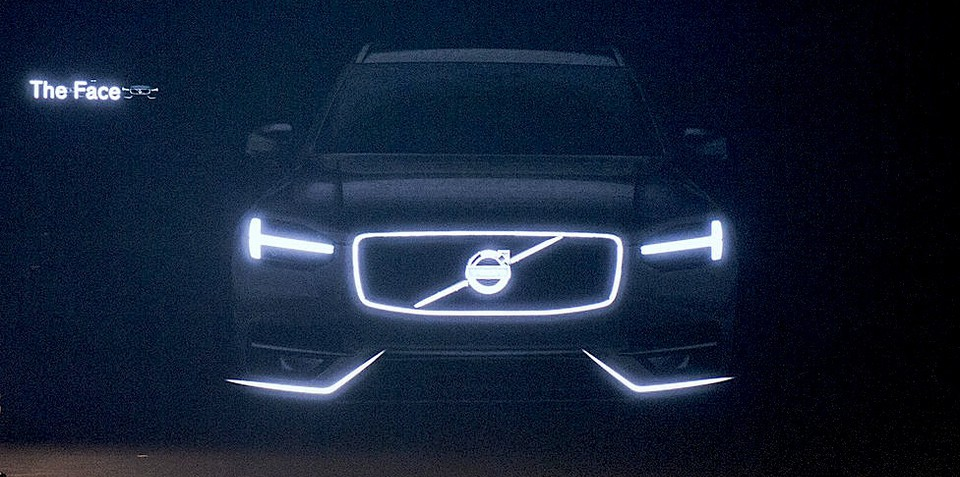 Volvo: New Cars 2014