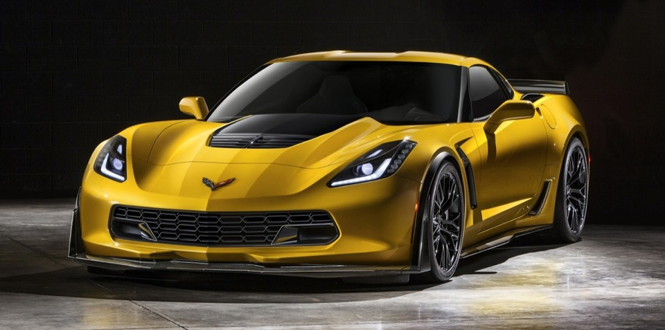 Chevrolet Corvette Z06 revealed with 466kW/861Nm supercharged V8