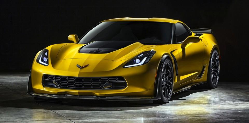 Chevrolet Corvette Z06 : performance flagship leaked