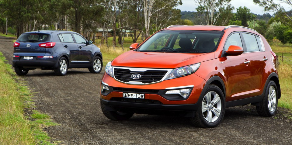 Kia Sportage, Soul : 2900 vehicles recalled for seatbelt fault