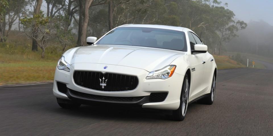 Maserati Quattroporte S : twin-turbo V6 priced from $240,000