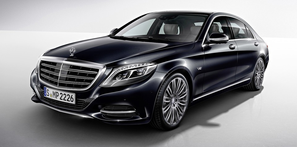 Mercedes-Benz S600 : new tech for luxury flagship