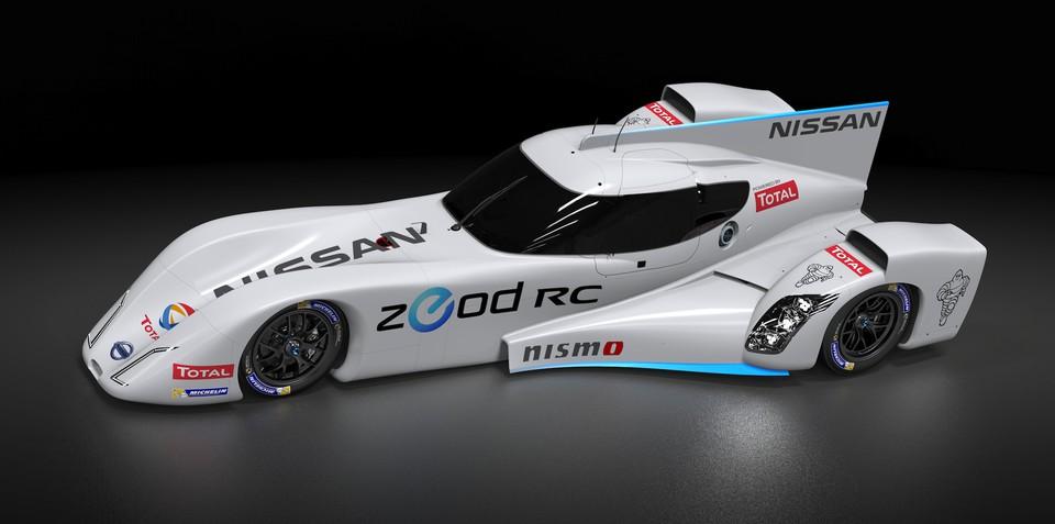 Nissan ZEOD RC : 294kW/380Nm turbocharged 1.5-litre three-cylinder engine revealed