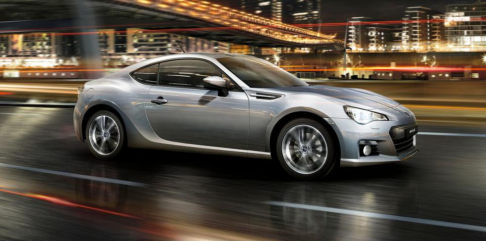 Subaru BRZ on sale in showrooms for first time, free servicing scrapped