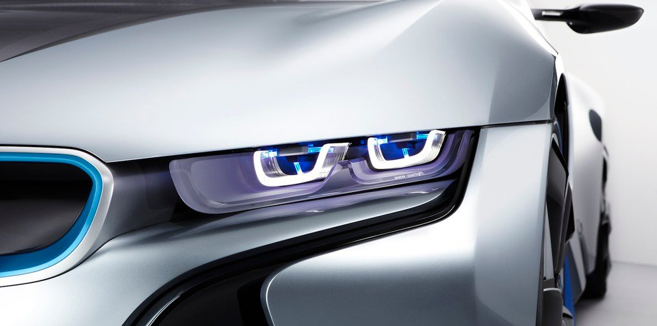 BMW takes swipe at Audi's 'new' laserlight technology