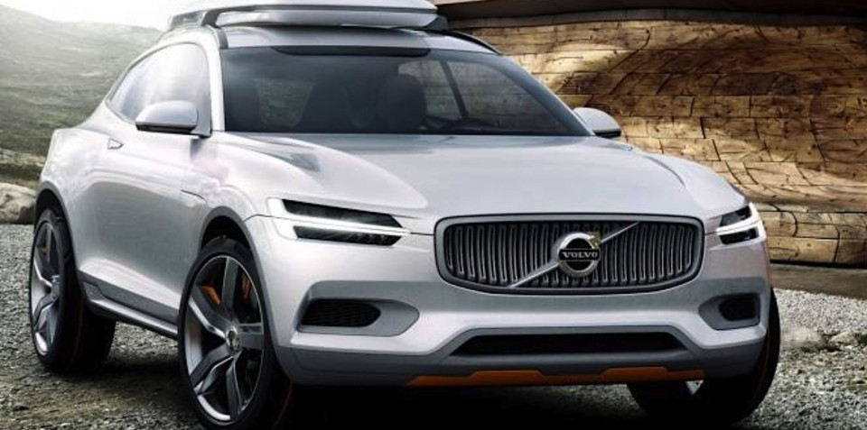 Volvo Concept XC Coupe previews next-gen XC90