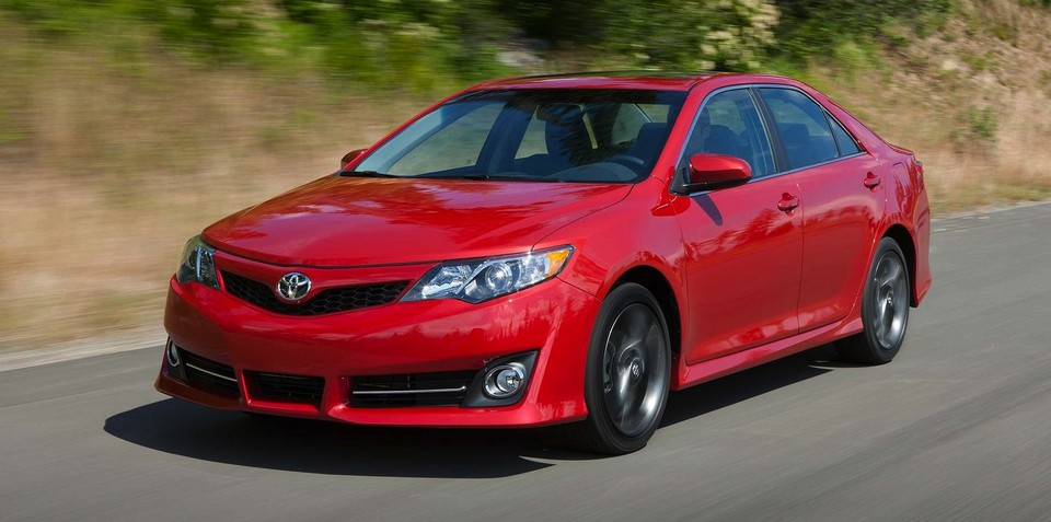 Toyota Camry Hybrid : sports variant in the works