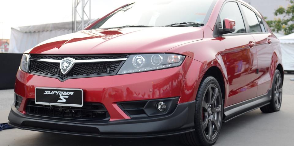 Proton Suprima S : Super Premium to sport up Australian range