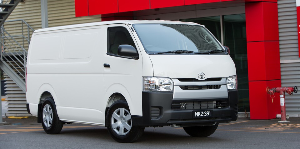 2009-2012 Toyota HiAce recalled for transmission fix:: 12,000 vehicles affected