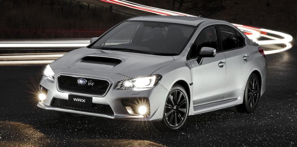 2015 Subaru WRX Specifications : Technical guide