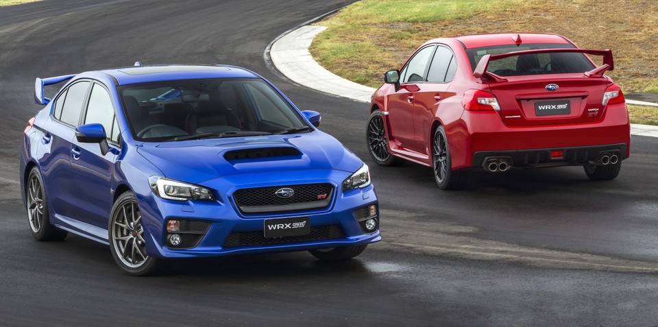 2015 subaru wrx sti stuns with 49 990 price tag. Black Bedroom Furniture Sets. Home Design Ideas