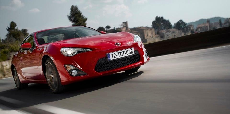 2015 toyota 86 gains suspension aero interior upgrades for Toyota 86 exterior mods