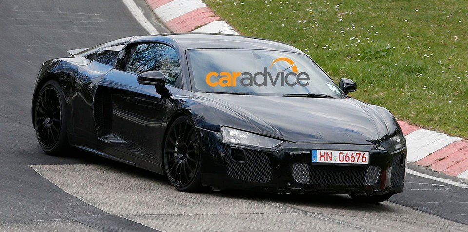 2015 Audi R8 plug-in hybrid ruled out