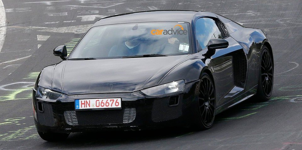 2015 Audi R8 may debut wireless charging