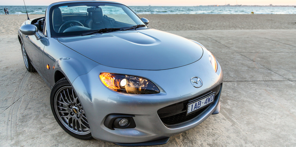 Mazda MX-5 :: week with Review