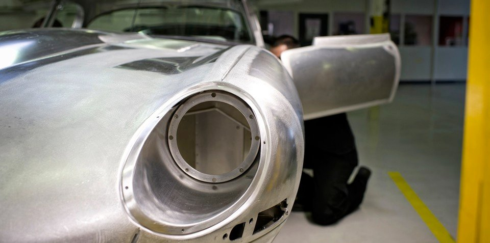 Jaguar to recreate 1960s racing glory with new Lightweight E-Types