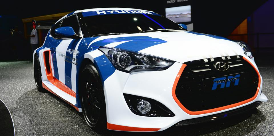 Hyundai Veloster RM Concept:: rear-drive, 2.0-litre turbo - UPDATED with new images