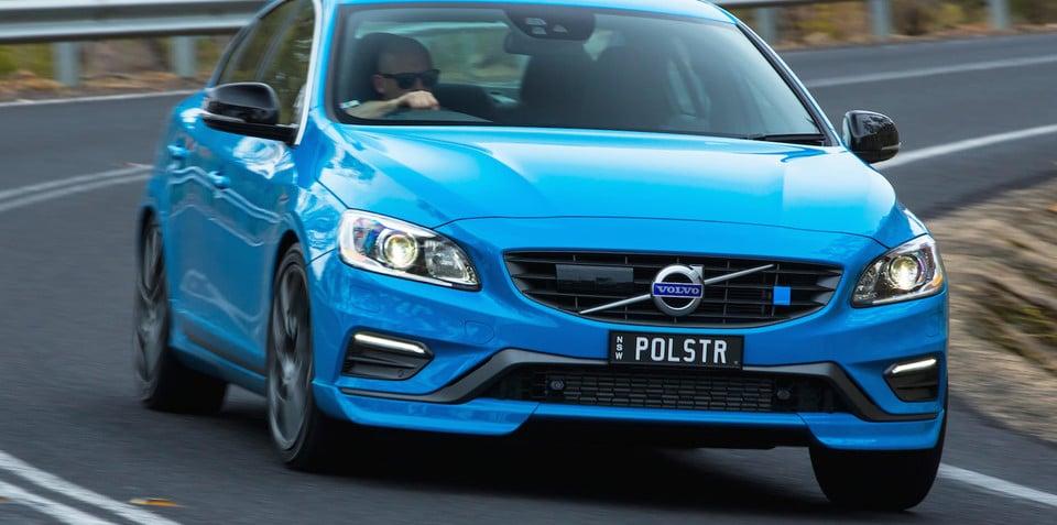 Volvo S60 Polestar : Performance sedan drops below $100K