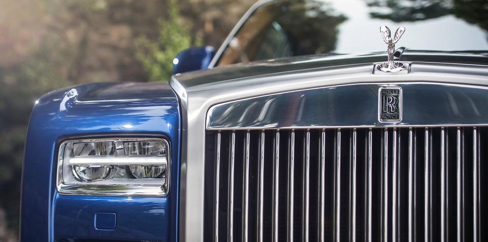 "Rolls-Royce designer creating a ""proper SUV"""