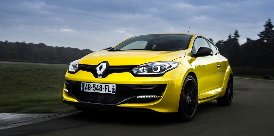 2014 Renault Megane RS265 pricing and specifications