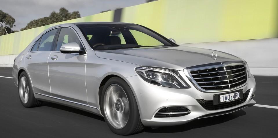 Mercedes Benz S300 Bluetec Hybrid Review Caradvice