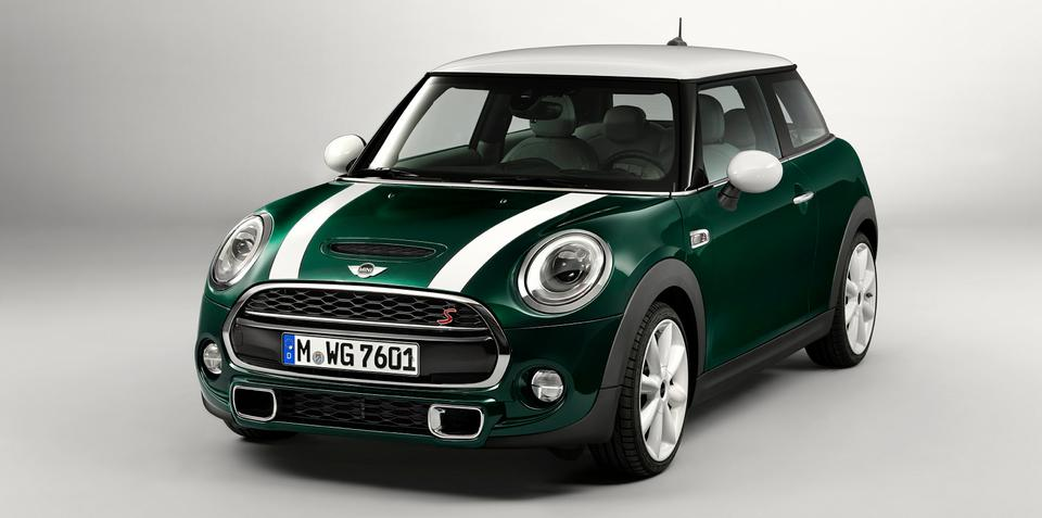 Mini Cooper SD revealed as brand's quickest diesel model yet