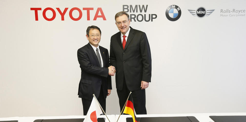 BMW and Toyota developing a plug-in hybrid mid-engine Porsche 911 fighter - report