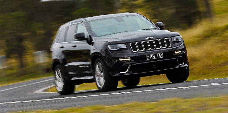 2014 Jeep Grand Cherokee recalled over unintended acceleration threat