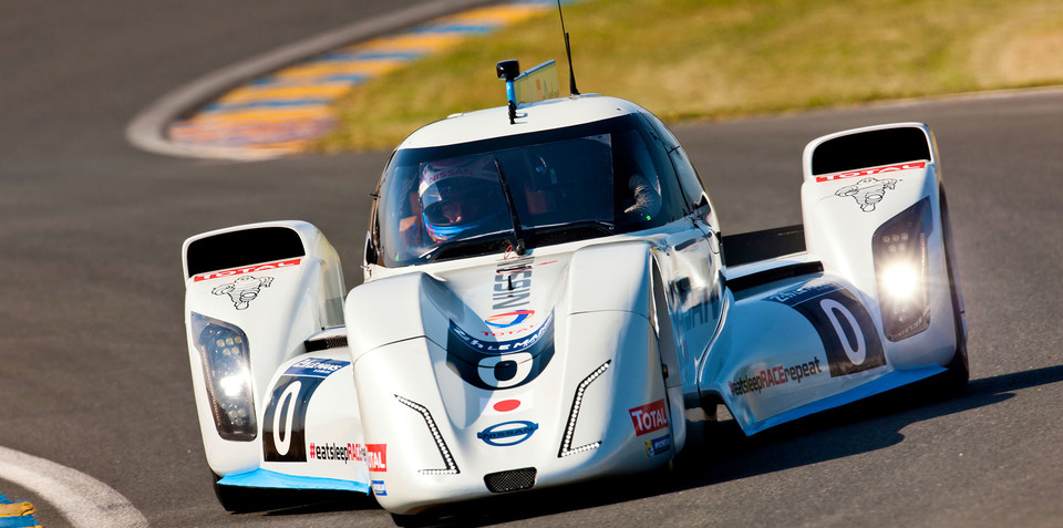 Nissan ZEOD RC to be first Le Mans race car to do without mirrors