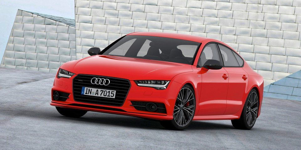 2015 Audi A7 Sportback 3.0 TDI Competition revealed