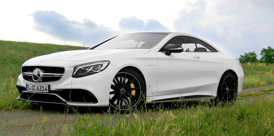 2015 Mercedes-Benz S-Class Coupe Review