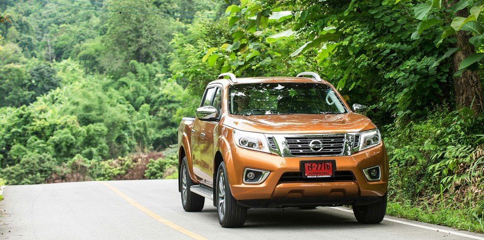 Nissan Navara-based SUV firms for possible 2015 debut