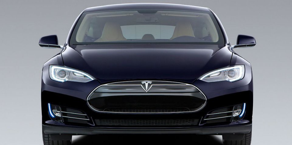 tesla model 3 name announced for 2016 rival to bmw 3 series. Black Bedroom Furniture Sets. Home Design Ideas