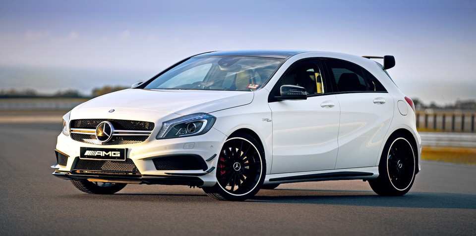 Mercedes-Benz AMG speeds towards new sales record in Australia
