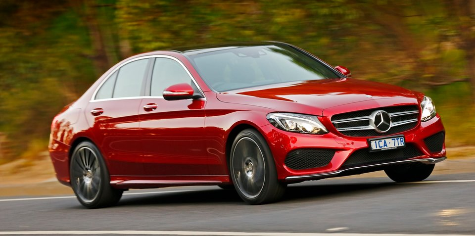 2015 Mercedes-Benz C-Class made in South Africa