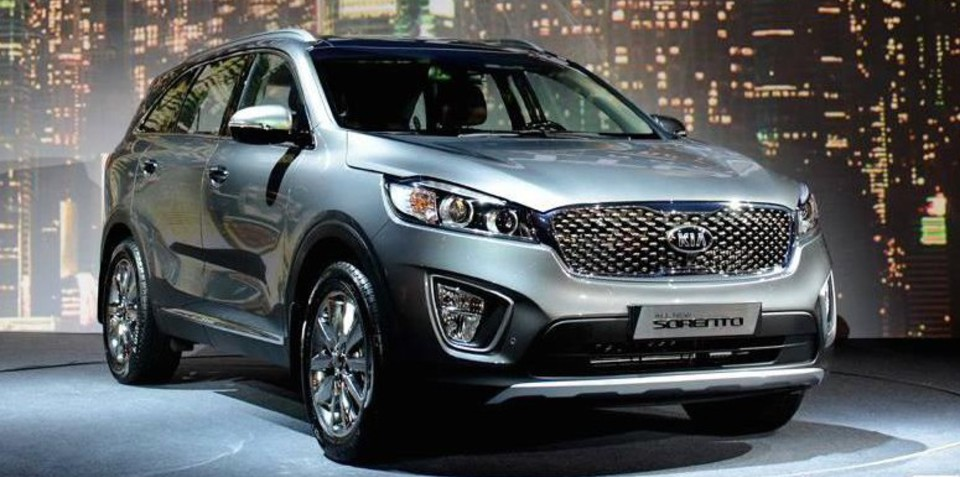 2015 Kia Sorento : Interior images and additional specifications revealed