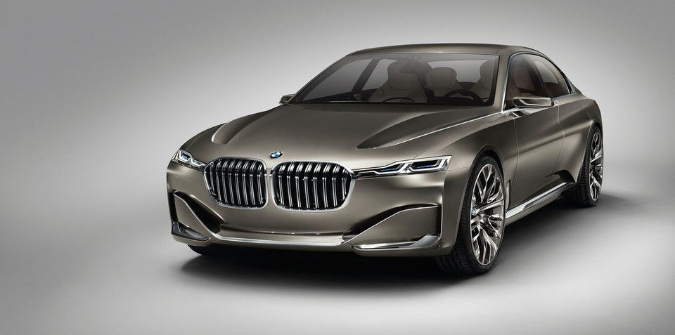 2015 BMW 7 Series to debut new '35up' rear-wheel-drive platform - report