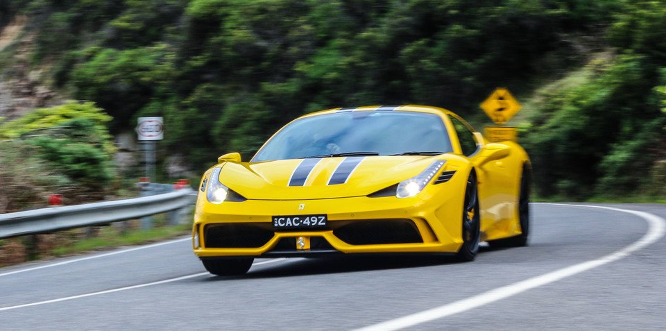 Ferrari 458 Speciale Review