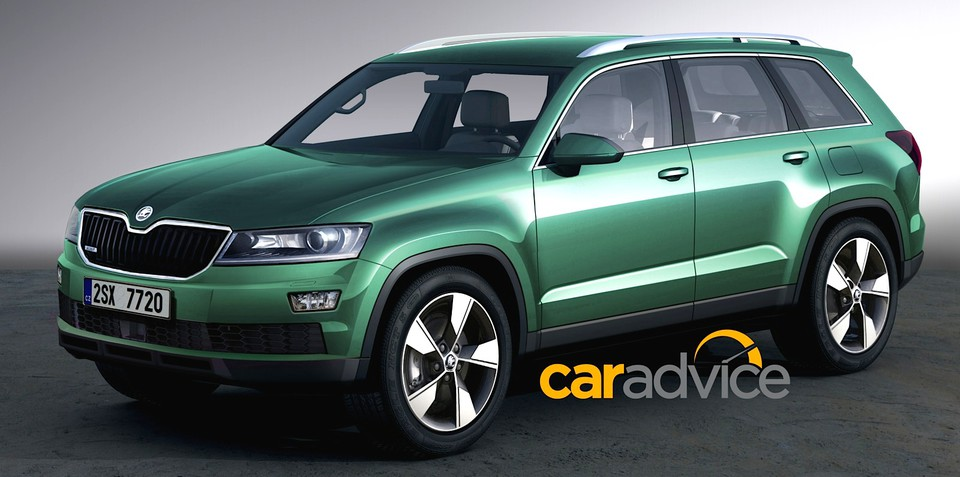 2017 Skoda SUV to come in both five- and seven-seat configurations