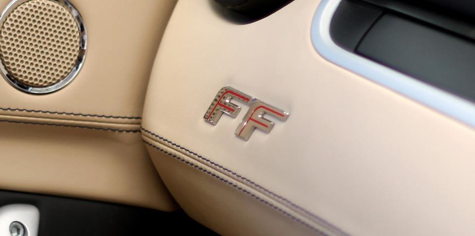 2016 Ferrari FF facelift to gain turbo V8 option - report