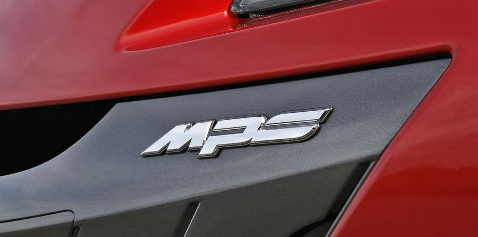 Mazda: MPS performance division not on the agenda